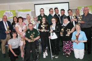 Awards honour volunteers who make a difference