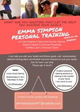 Emma Simpson Personal Training