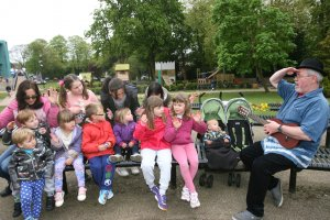 Free storytelling sessions continue in Argents Mead