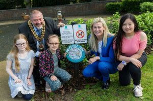 Play areas are now smoke-free zones